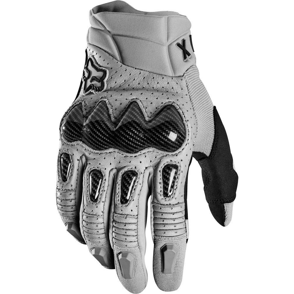 Fox - 2020 Bomber Grey перчатки, серые