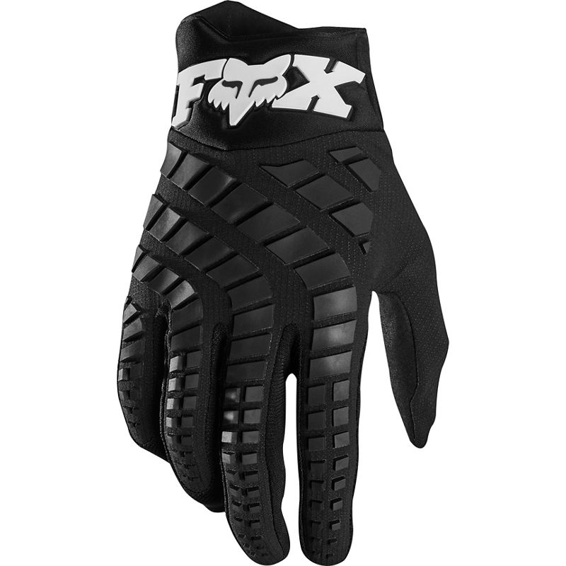 Fox - 2020 360 Grav Black перчатки, черные