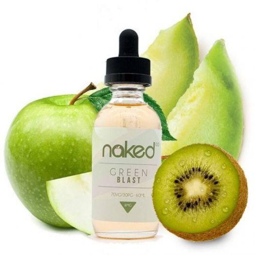 Naked Green Blast