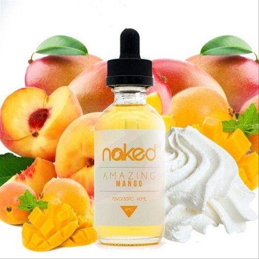 Naked Amazing Mango
