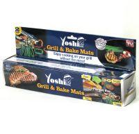 Коврик для гриля и духовки  YOSHI GRILL AND BAKE MATS