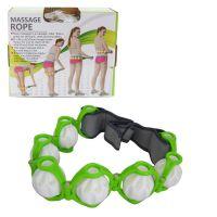 Роликовый ручной массажер-лента Massage Rope HX-8866