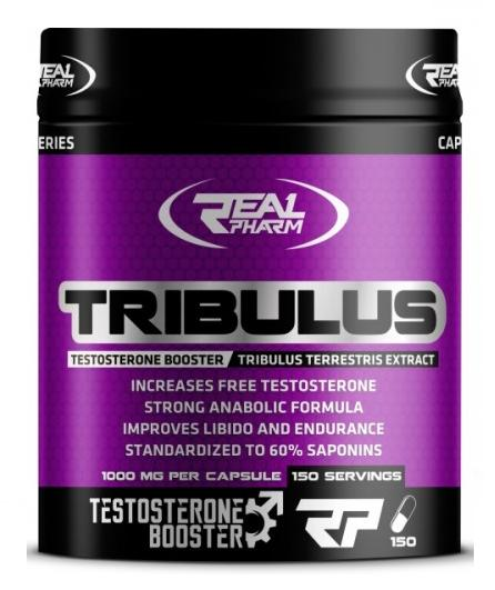 Tribulus Real Pharm (150 кап)