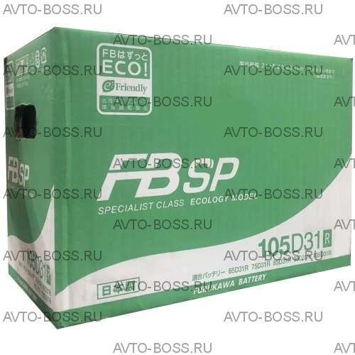 Аккумулятор FB Specialist 105D31R Ёмкость 85 Ah, пусковой ток 770 А (для грузовиков), 304x171x225