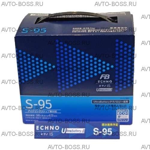 Аккумулятор FB UltraBattery EFB S-95 Ёмкость 80 Ah, пусковой ток 680 А, 259x172x225
