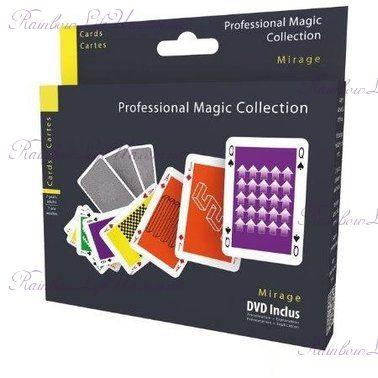 """Фокусный набор Карты Мираж с DVD """"OID Magic"""""""
