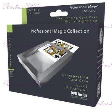 """Фокусный набор Исчезающая карточная коробка с DVD """"OID Magic"""""""