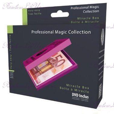"""Фокусный набор Волшебная коробка с DVD """"OID Magic"""""""