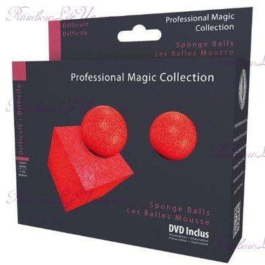 """Фокусный набор Поролоновые шарики с DVD """"OID Magic"""""""