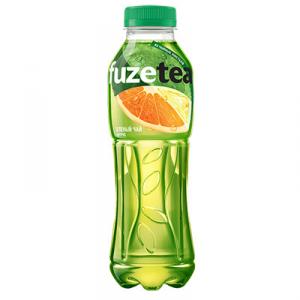 Чай холодный Fuze tea  Зеленый цитрус 0,5л