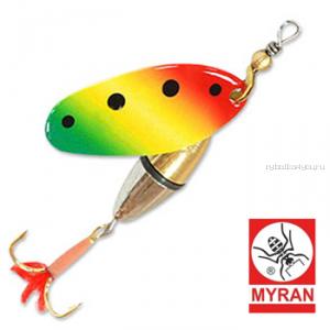 Блесна вертушка Myran Agat 10g Zulo 6853-259