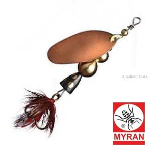 Блесна вертушка Myran Mira 20гр / цвет: Copper 6476-03