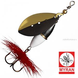 Блесна вертушка Myran Wipp 3гр / цвет: Ghost 6440-99-03