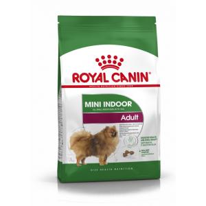 Корм сухой ROYAL CANIN INDOOR LIFE ADULT для собак мелких пород живущих в помещении 0.5кг