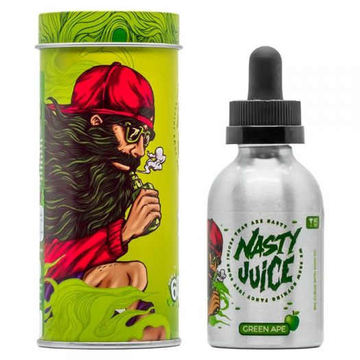 Nasty Juice Short Fill - Green Ape