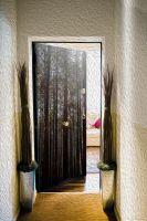 клейка на дверь - Корабельные сосны | магазин Интерьерные наклейки