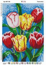 ВП-190 Фея Вышивки. Тюльпаны. А3 (набор 1600 рублей)