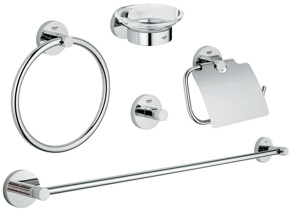 Набор Grohe Essentials (40344001) (5 шт.)