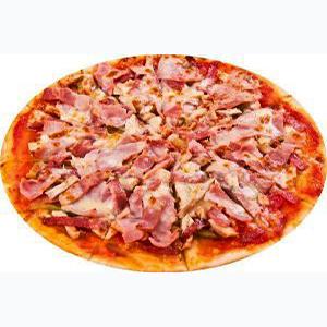 Пицца Мясная бомба