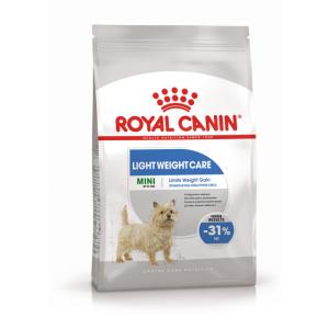 Корм сухой ROYAL CANIN MINI LIGHT WEIGHT CARE для взрослых собак мелких пород с избыточным весом 1кг
