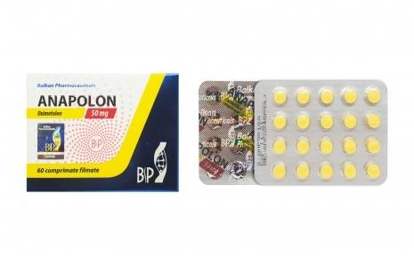 ANAPOLON (оксиметолон) 100 таб