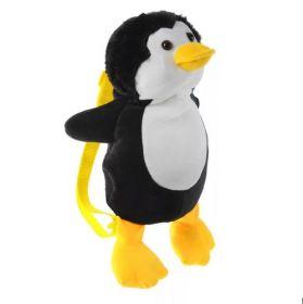 Рюкзак плюшевый Пингвинчик