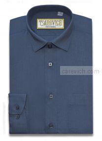 Рубашки ПОДРОСТКОВЫЕ "IMPERATOR", оптом 12 шт., артикул: 25 MD Night sl-П. Приталенная