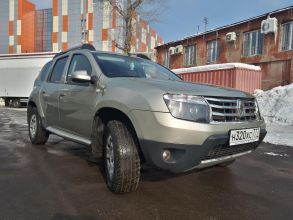 Renault Duster 2014 г. Автомат