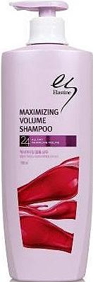 LG Elastine Maximizing Volume Шампунь для тонких поврежденных волос 400 мл