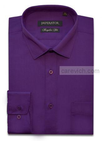 """Рубашки ПОДРОСТКОВЫЕ """"IMPERATOR"""", оптом 12 шт., артикул: Amaranth-П"""