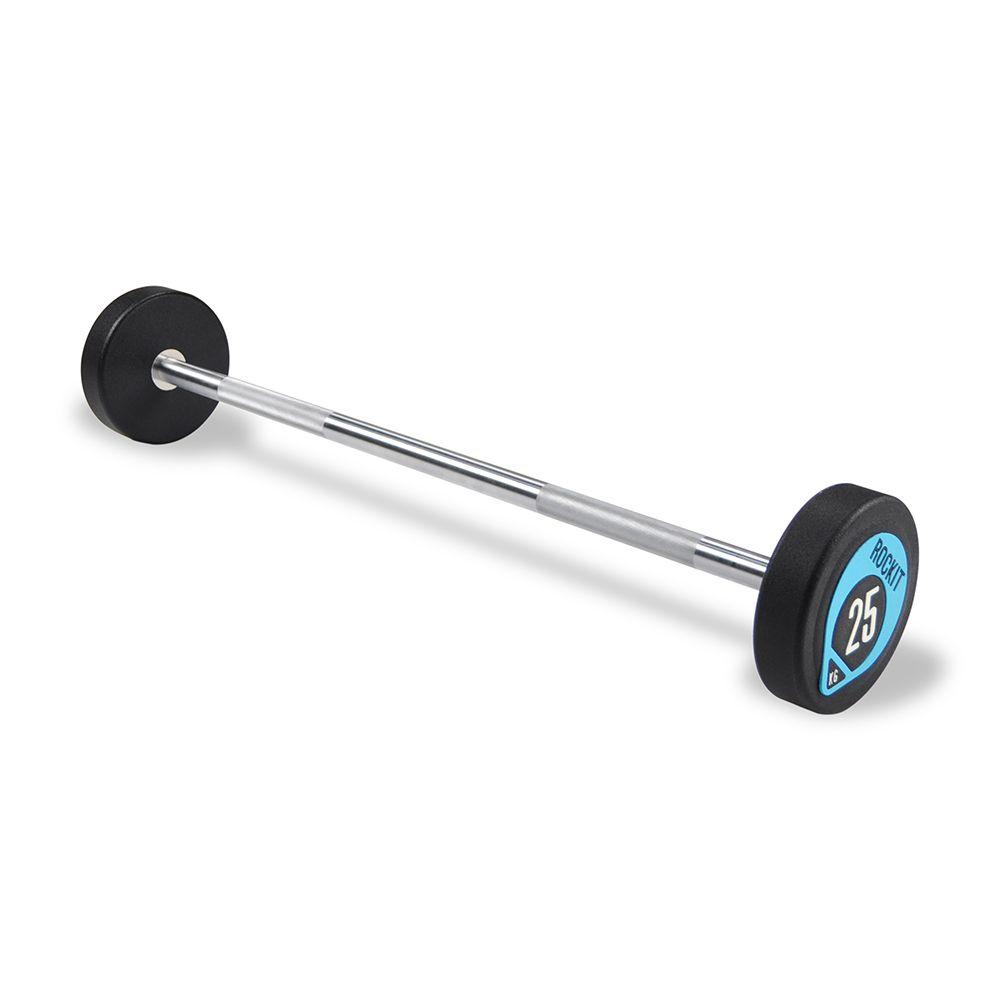 Штанга уретановая прямая Rockit 50 кг
