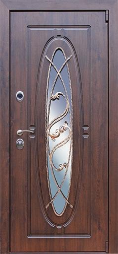 Стальная дверь «Монарх» (заказная)