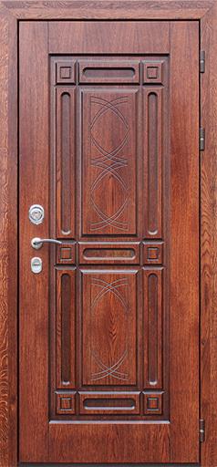 Стальная дверь «Венеция» (заказная)