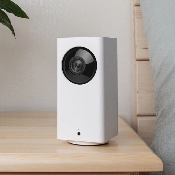 IP-камера поворотная с Wi-Fi Xiaomi MiJia Dafang Smart IP Camera 1080p