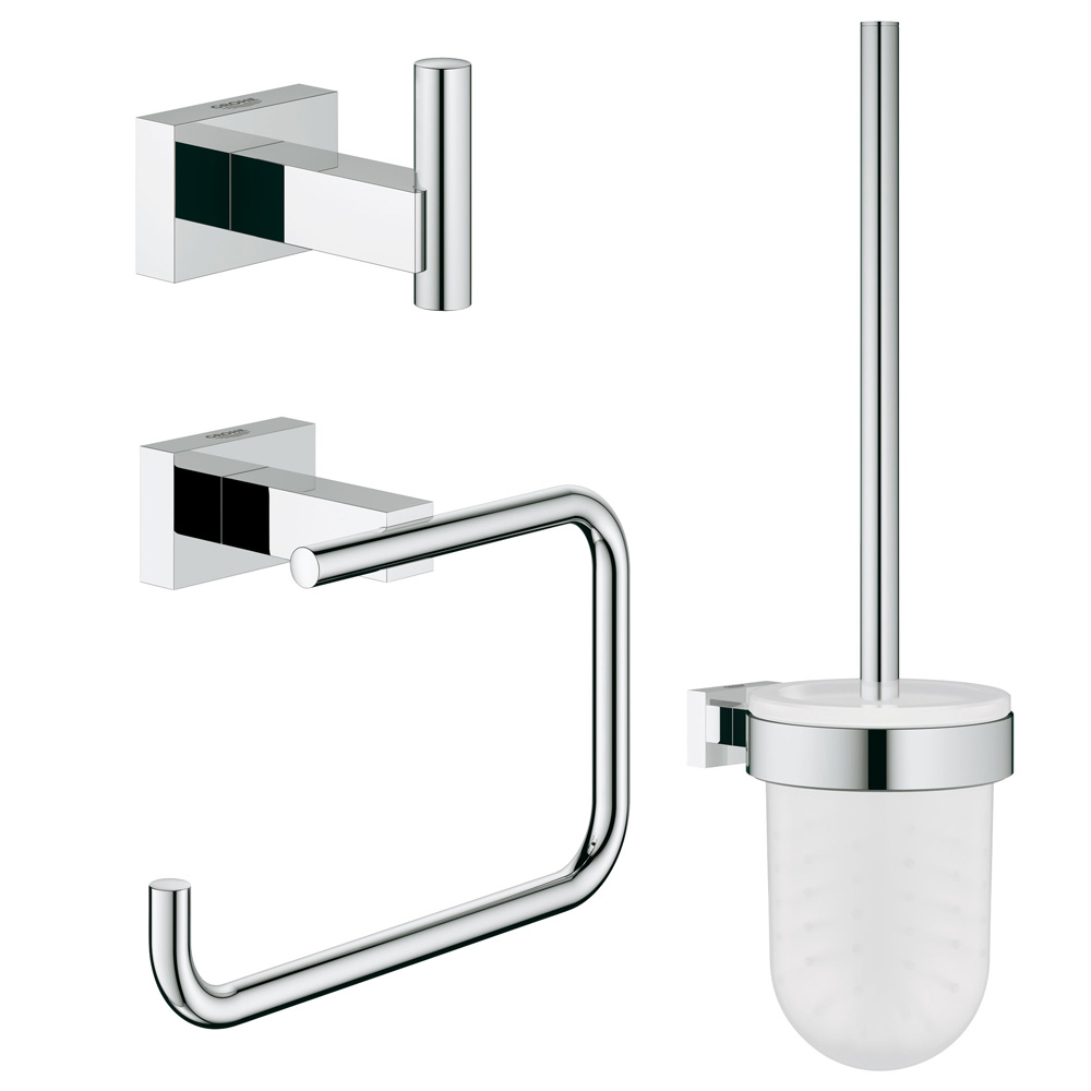 Набор Grohe Essentials Cube (40757001) (3 шт.)