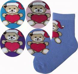 Детские махровые носки С5061