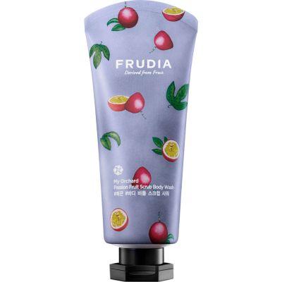 Скраб для тела Frudia My Orchard Passion Fruit Scrub Body Wash с маракуйей