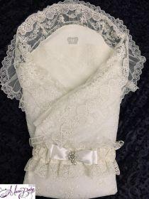 MAM-BABY Одеяло с уголком и резинкой (осень-зима) 9709
