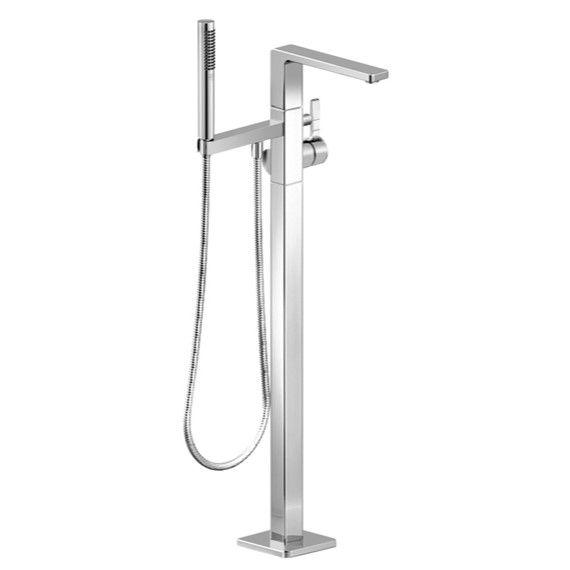 Смеситель для ванны и душа Dornbracht LULU 25863710 ФОТО