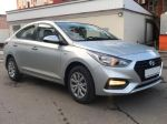 Прокат Hyundai Solaris 2017 г. в Москве без водителя.