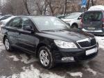 Прокат авто Skoda Octavia 2014 г. в Москве без водителя.