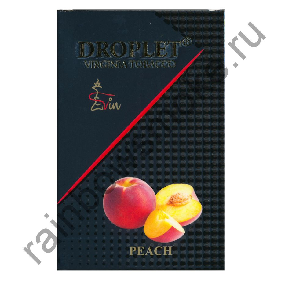 Droplet 50 гр - Peach (Персик)