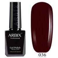 Arbix 036 Дымчатая Фиалка Гель-Лак , 10 мл