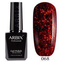 Arbix 068 Феникс Гель-Лак , 10 мл