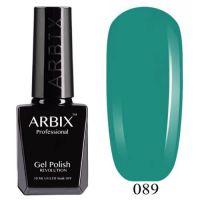 Arbix 089 Ирландский Клевер Гель-Лак , 10 мл