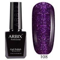 Arbix 108 Фиолетовая Мечта Гель-Лак , 10 мл