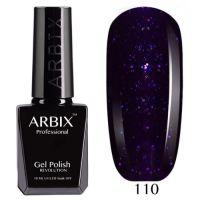Arbix 110 Сверкающий Аметист Гель-Лак , 10 мл