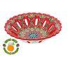 Керамическая ваза для фруктов