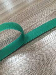 Липучка ВЕЛЬКРО зеленый