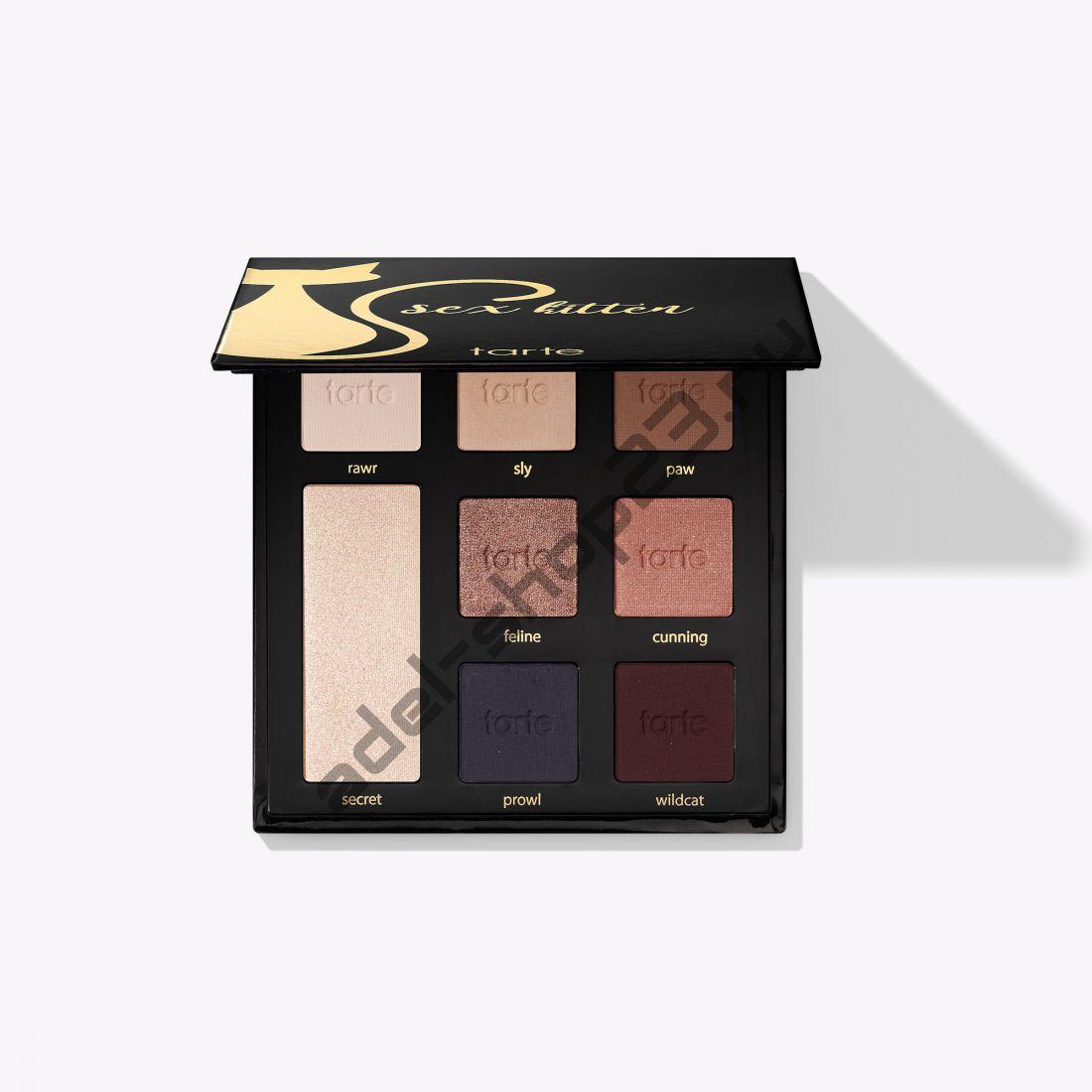 Tarte - limited-edition sex kitten eyeshadow palette